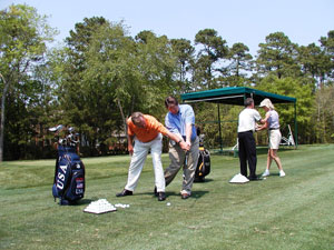 Ritson-Sole Golf School, Mel Sole