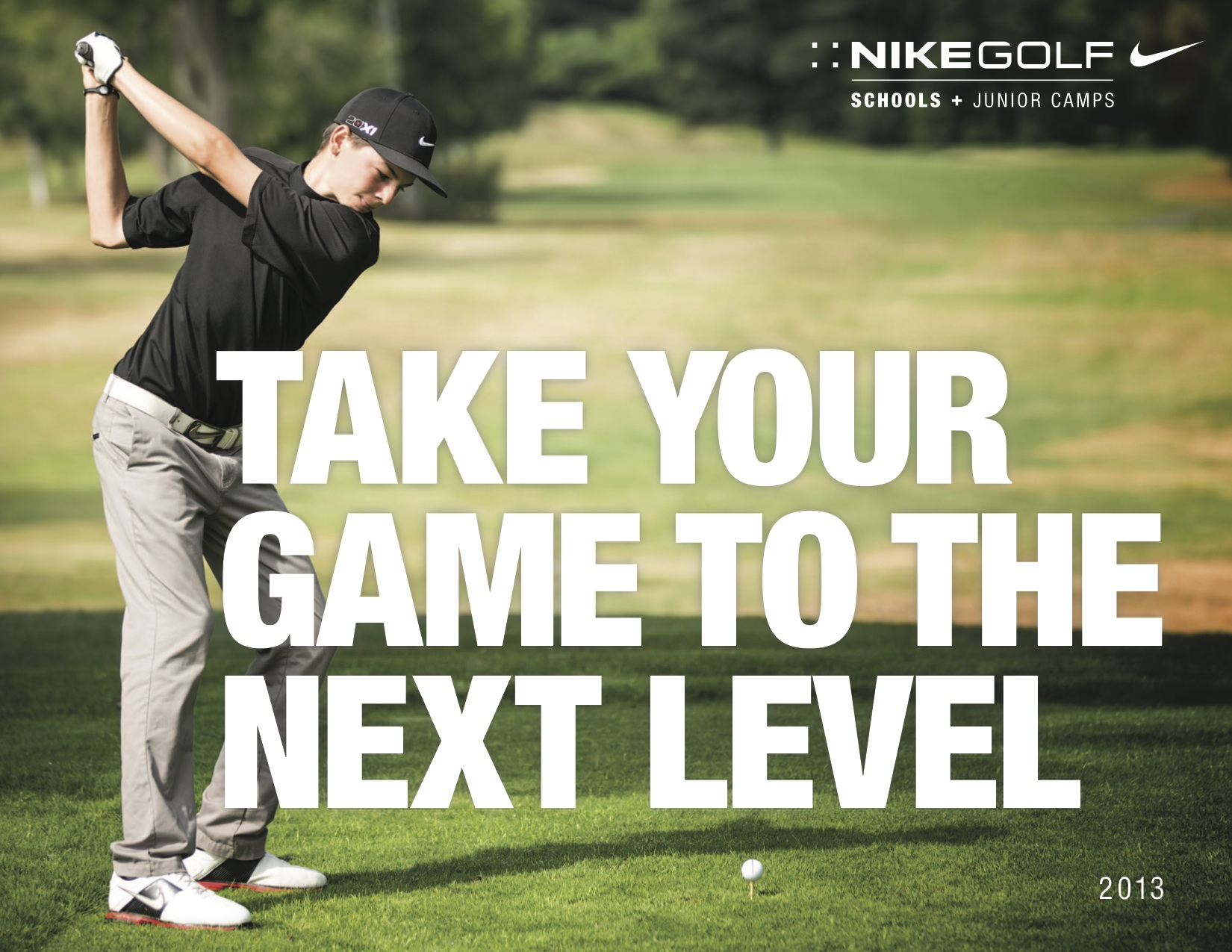 Nike Golf Schools and Junior Camps 2013 Digital Brochure