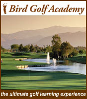 Bird Golf Academy - California