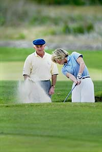 National Golf Schools - Women
