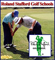 Roland Stafford Golf Schools